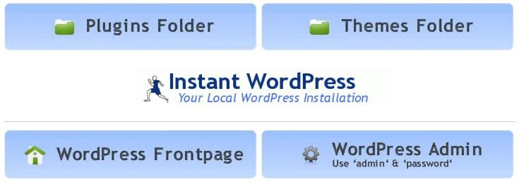 InstantWordPress