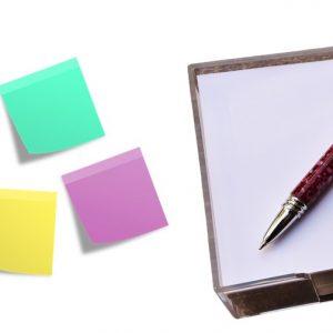 Windowsのおすすめメモアプリ!デスクトップに付箋紙を貼付けて常に表示するフリーソフトと言えばSticky Notes!