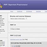 XAMPPのPHPバージョンアップ(5.6⇒7.2)ができない!エラーで諦めたポイントは?